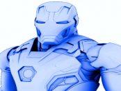 """""""Echter Iron-Man"""" - Warum ein """"Kampfanzug"""" aus dem 3D-Drucker mit einer professionellen Schutzweste mithalten kann"""