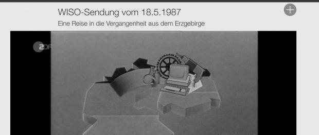Screenshot zdf.de
