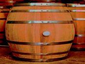 Nur in der Lausitz: Eine hauseigene Fass-Sauna