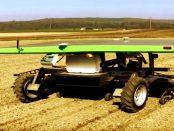 Farmdroid: Der Roboter-Traktor für die Landwirtschaft