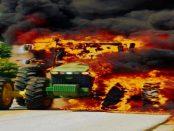 Zollet: Die mobile Löschstation für Traktoren