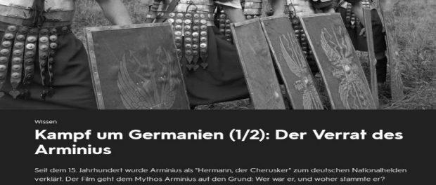 Screenshot 3sat.de