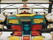 """25-Tonnen-Roboter - """"Gundam RX-78-2 ist so groß wie ein siebenstöckiges Haus"""""""