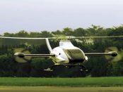 K-RACER - Die japanische Hubschrauber-Drohne mit Motorradmotor
