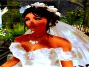 """Romantische Hochzeit: """"Weiße Hochzeitskutsche wird von zwei Schimmeln gezogen"""""""