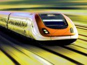 """China - Super Bullet Maglev Train: """"Bis zu 1000 km/h sollen mit der Magnetschwebebahn möglich sein"""""""