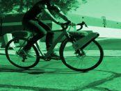 """Gewöhnliches Rad zum E-Fahrrad - Clip.Bike: """"Gerät lässt sich mit wenigen Handgriffen am Vorderrad befestigen"""""""