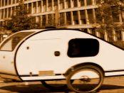 """""""Modyplast stellt komfortable Wohnwagen fürs E-Bike her"""""""