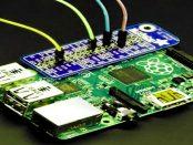 Gertboard: Wie der Raspberry Pi zur Steuerzentrale für komplexe Aufgaben wird