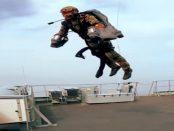 """Gravity Jet Suit: """"Der Einmann-Fluganzug mit Hubtriebwerken"""""""