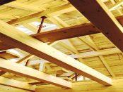 """Dachschalung mit Lausitzholz - """"Da jedes Dach einen anderen Winkel hat"""""""
