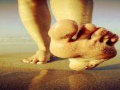 """--W E R Β U Ν G-- """"Die Summer Foot Fußmaske lässt Dich eine neue Welt der Fußpflege entdecken"""""""