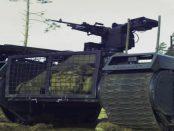 Militärroboter - THeMIS als vorgeschobene Beobachtungsposten