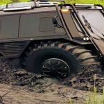 Fat Truck: Das Transportmittel für Mensch & Material für unwegsames Gelände
