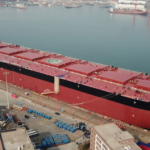 """400.000 Tonnen: Der Massengutfrachter """"Ore Tianjin"""""""