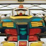 """25-Tonnen-Roboter – """"Gundam RX-78-2 ist so groß wie ein siebenstöckiges Haus"""""""