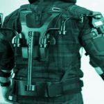 Das Exoskelett aus dem 3D-Drucker