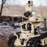 Tigr: Roboter zum Sprengstoff entschärfen