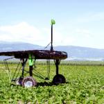 ecoRobotix: Der autonome Roboter zum Vernichten von Unkraut